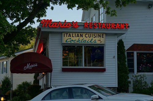 Mario's Restaurant - Lake George, New York
