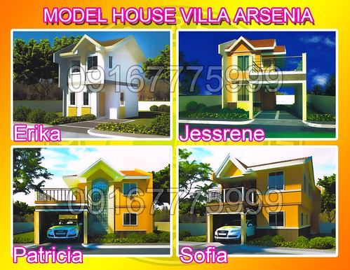 Villa Arsenia Models Single