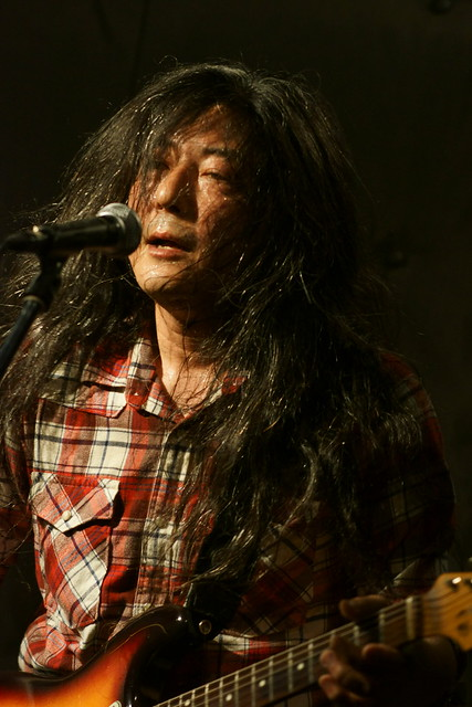 O.E. Gallagher live at ZZ, Tokyo, 02 Jun 2013. 082