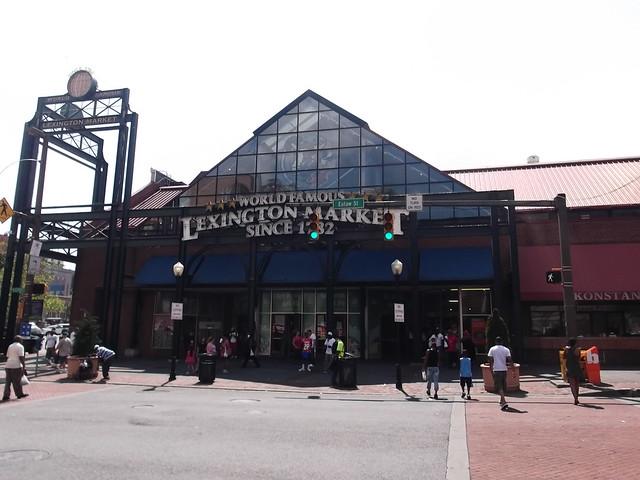 Lexington Market in Baltimore