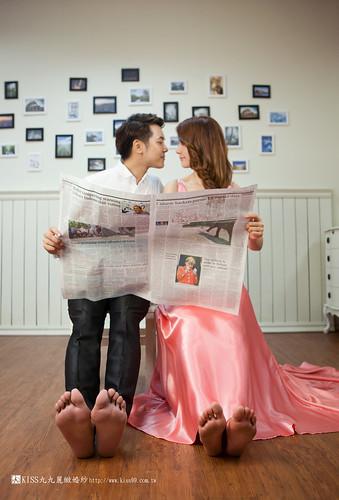 高雄KISS九九麗緻婚紗韓風婚紗攝影分享 (20)