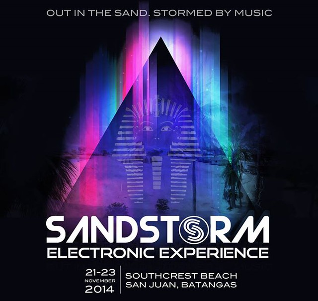 Happenings: Sandstorm Electronic Experience