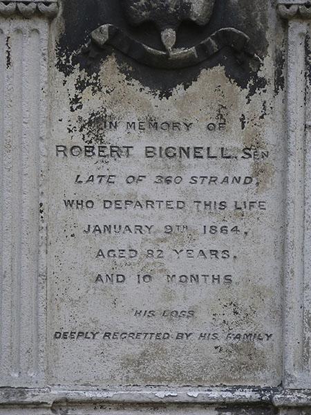robert Bignell