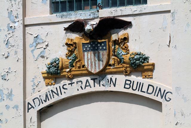 Alcatraz Administration