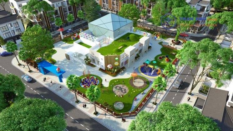 Hình ảnh Khu đô thị xanh Daresco Residence