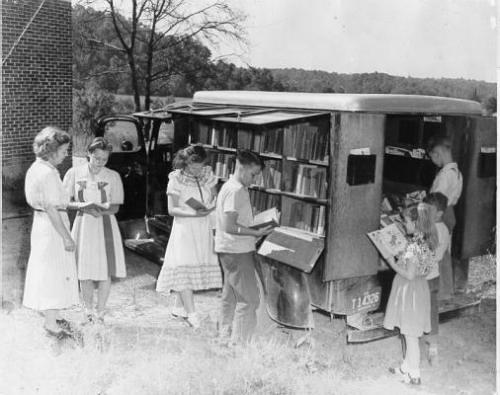 Bookmobile History