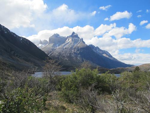Torres del Paine: trek du W. Jour 3: bye bye Los Cuernos !