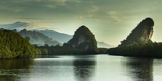 Limestone Rocks - Krabi - Thailand_MG_9855