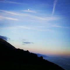 #moonrise #sunset #bigsur #magic #jkCAdreaming
