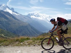 Cycling: Tour du Mont Blanc (18-Aug-05) Image