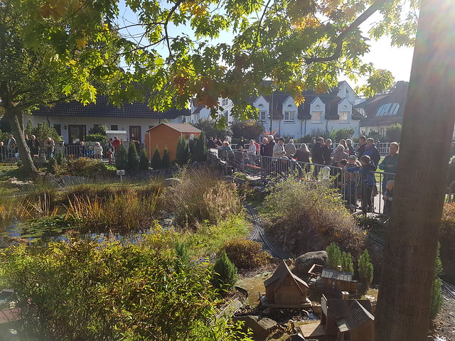 Gartenbahnfest 2016