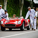 Ernst Schuster and Christoph Rendlen - 1957 Ferrari 500 TRC Spider Scaglietti at the 2016 Goodwood Revival (Photo 2) by Dave Adams Automotive Images
