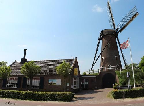 Luijksgestel: Mill