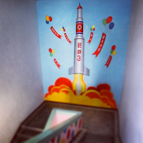 Kindergarten Missile Chongjin, North Korea