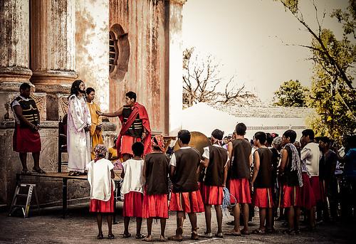 Vía Crucis en Chazumba (01)