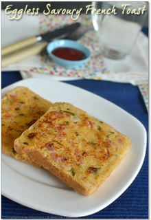 Bread recipes 15 easy bread recipes for kids sharmis passions shahi tukda eggless savoury french toast forumfinder Image collections
