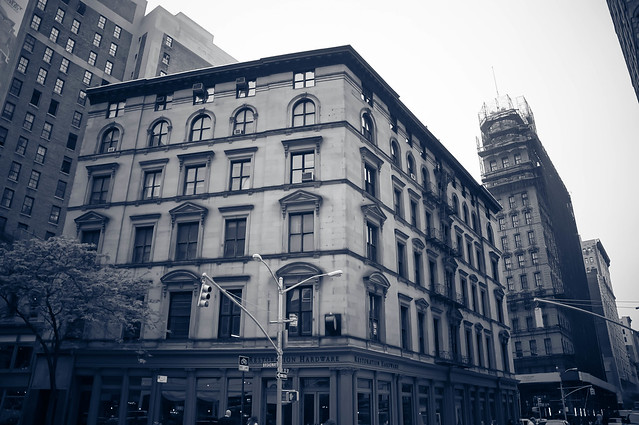 Buildings Adjacent to the Flatiron Building, NYC | Explore ... Adjacent Buildings