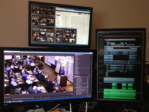 Monitor configuration.