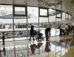 Interior del Nervión Plaza