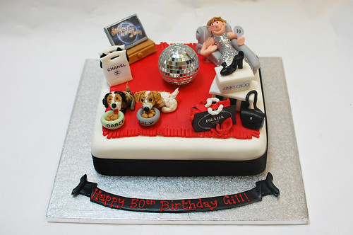 Strictly Come Dancing Cake Beautiful Birthday Cakes