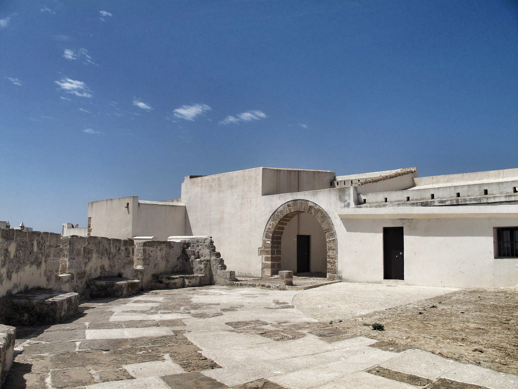 castillo sancti petri_batería circular
