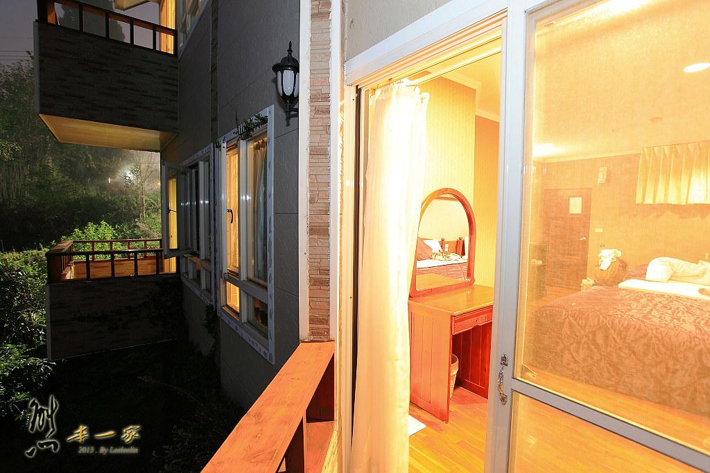嵐山小鎮 家庭房型