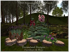 DD Provence Garden Patch_001Vendor