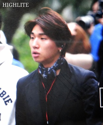 Big Bang - KBS Music Bank - 15may2015 - Dae Sung - Hight Lite - 02