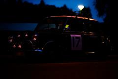 Hiding in the dark