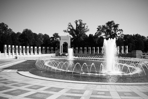 "Image titled ""National World War II Memorial."""