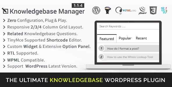 BWL Knowledge Base Manager v1.1.6