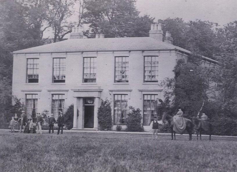 'Ridgmont', Burstwick 1865 (archive ref DDX1713-1)