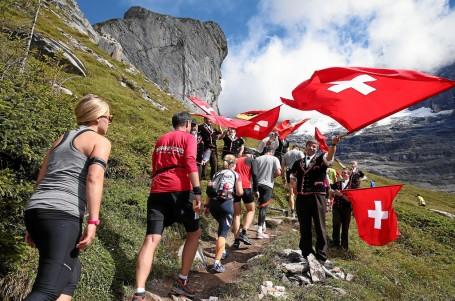 BĚŽELI JSME: Jungfrau Marathon aneb Vyčerpání, které si užíváte