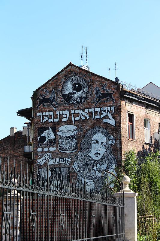 street art jewish quarter