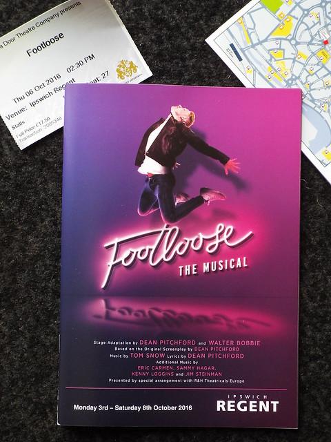 Footloose, Fujifilm FinePix S8200