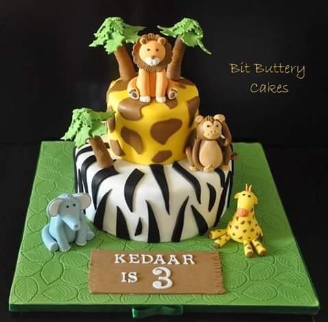 Cake by Bit Buttery Cakes