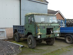 Military Land Rover 101