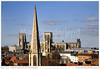 York Skyline and Minster