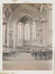 Reading Room, Suzzallo Library, University of Washington