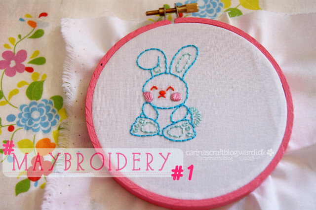 Maybroidery day 1