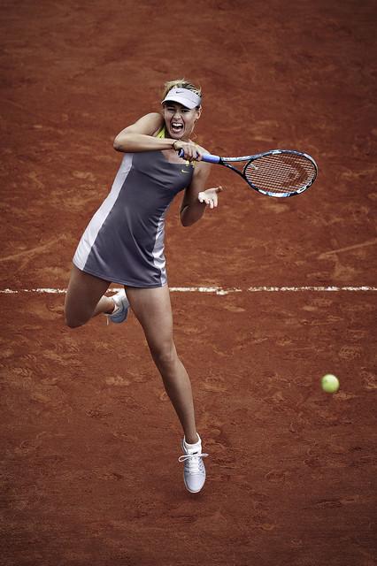 Roland Garros 2013: Maria Sharapova Nike outfit