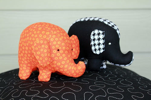 Elephant Pin Cushions