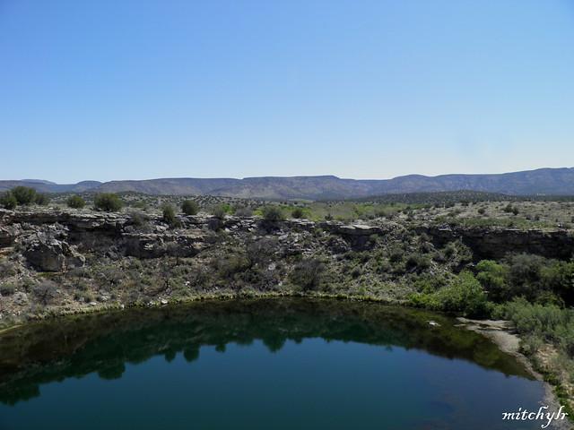 Montezuma's Well 2