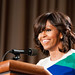 First Lady Michelle Obama Visits USDA Employees