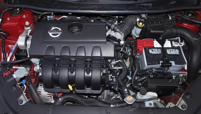 Nissan Sentra SL 5