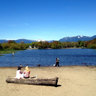 Image of Trout Lake Beach near Vancouver. lake vancouver week18 trout p365 photo124 uploaded:by=flickrmobile flickriosapp:filter=nofilter p365x52