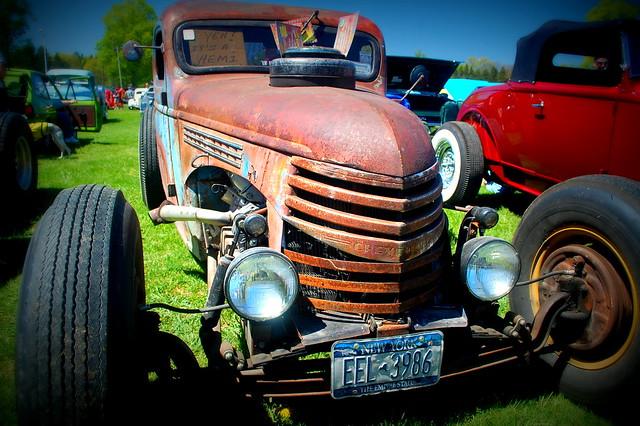 Rhinebeck Ny Fairgrounds Car Show