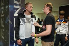 Александр Густафссон - топовый боец UFC