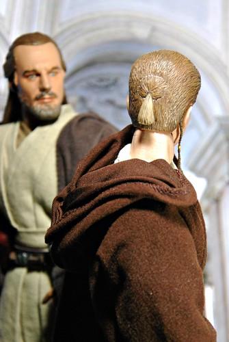 Sideshow 1/6 Padawan Obi Wan Kenobi