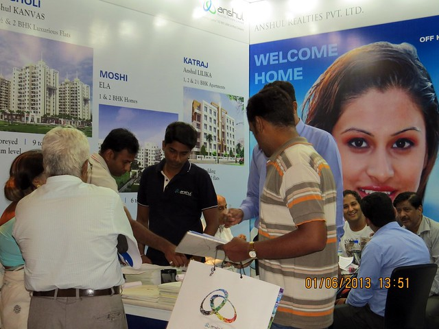 www.arpl.co.in  - Visit Times Property Showcase 2013, 1st &2nd June 2013, JW Marriott, S B Road, Pune